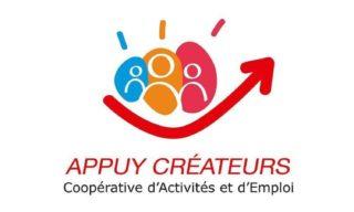 Logo Appuy Créateurs
